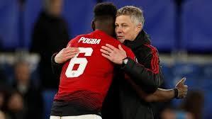 """Harapan """" Solskjaer """" untuk Man United Kedepan"""