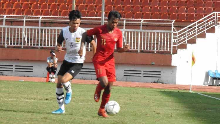 Kemenangan Timnas Indonesia Dari Laos