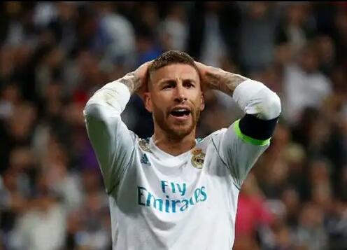 Si Hebat Sergio Ramos! Dengan Atribut 600 Partai Dalam Genggamannya