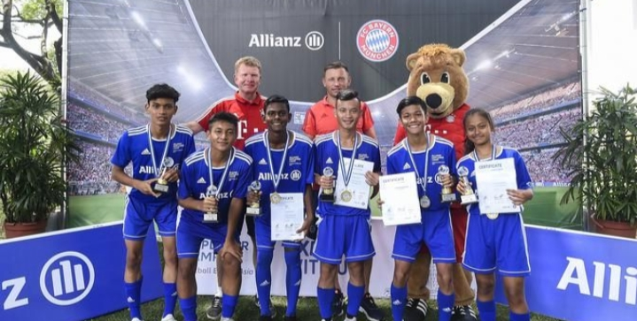 Allianz Explorer Camp 2019: 6 Anak Indonesia Berkesempatan Dilatih Bayern Muenchen
