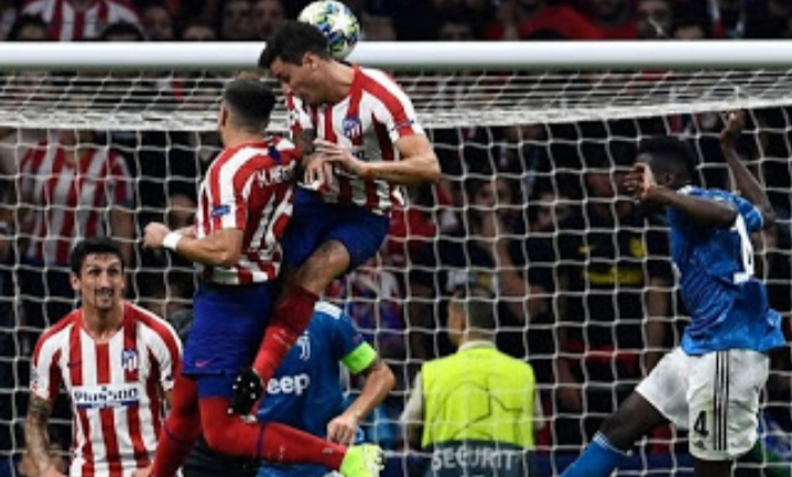 Keberhasilan Juventus Tahan Imbang Atletico Madrid di Wanda Metropolitano