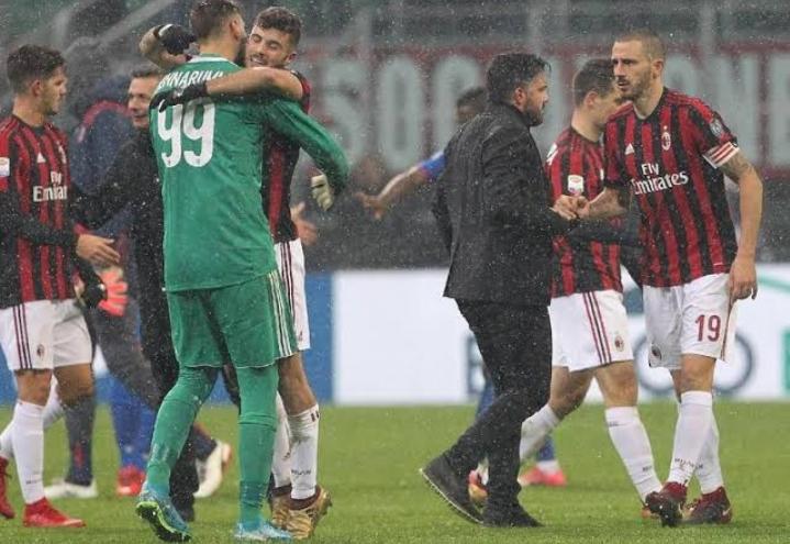 Kemenangan Tipis AC Milan Melawan Hellas Verona