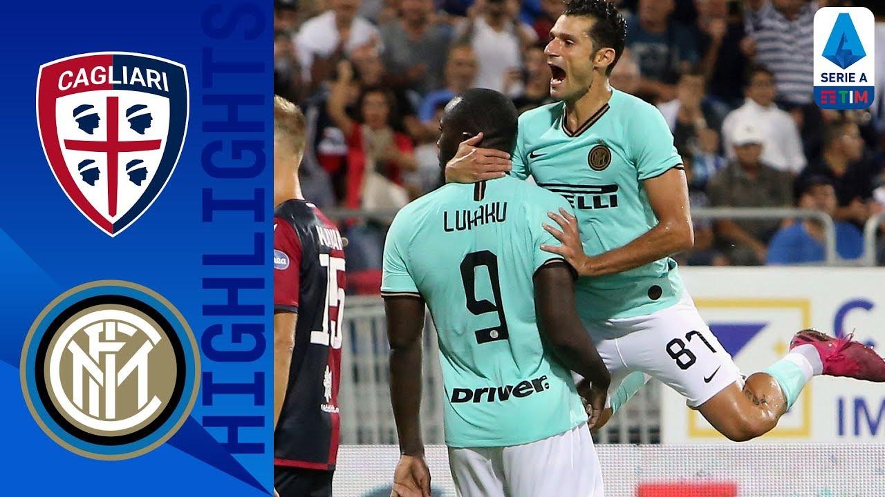 Romelu Lukaku Bawa Inter Milan Taklukan Cagliari