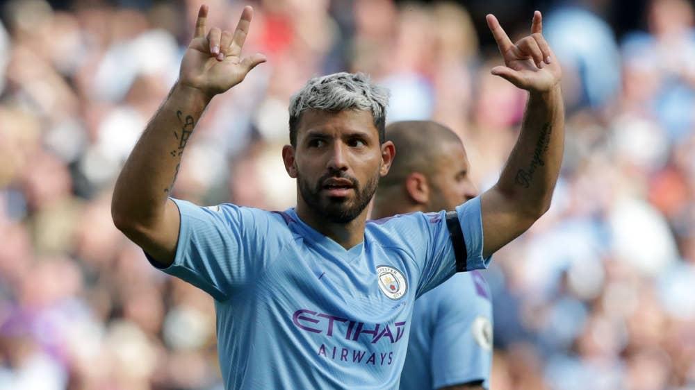 Tampil Perkasa, Manchester City Sikat Brighton Empat gol Tanpa Balas