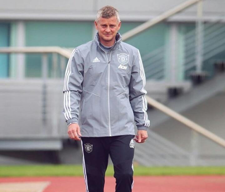 Pelatih Manchester United
