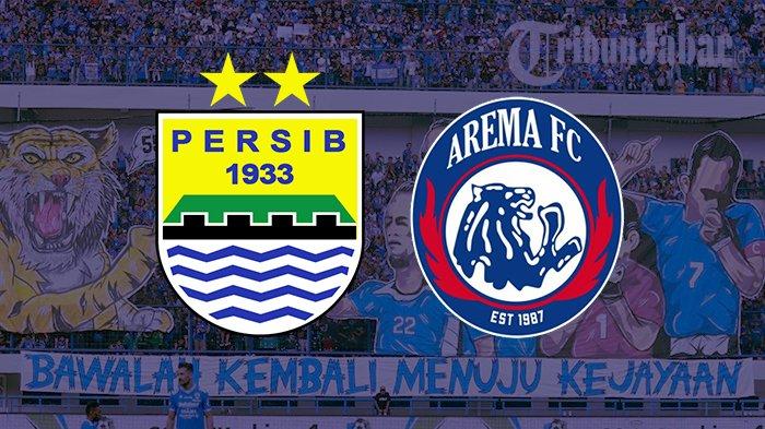 Persiapan Persib dan Arema FC