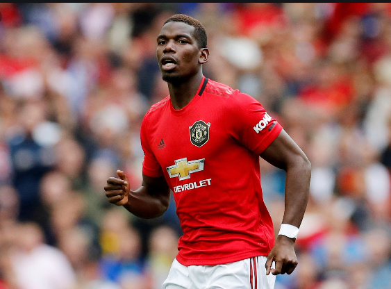 Rumor Perpindahan Paul Pogba ke Real Madrid